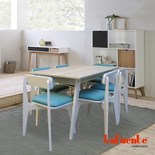 mesa rectangular nordica